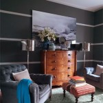 A masculine life - mylusciouslife.com - greige room tufted chair