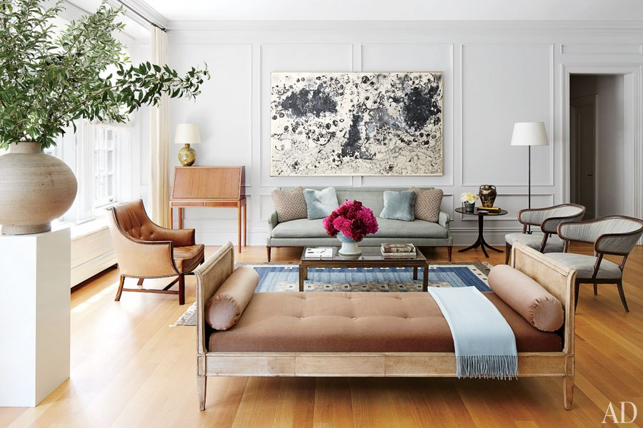 Famous Folk At Home: Nina Garciau0027s Upper East Side Apartment ...