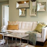 Decorating with mirrors - multiple mirrors together