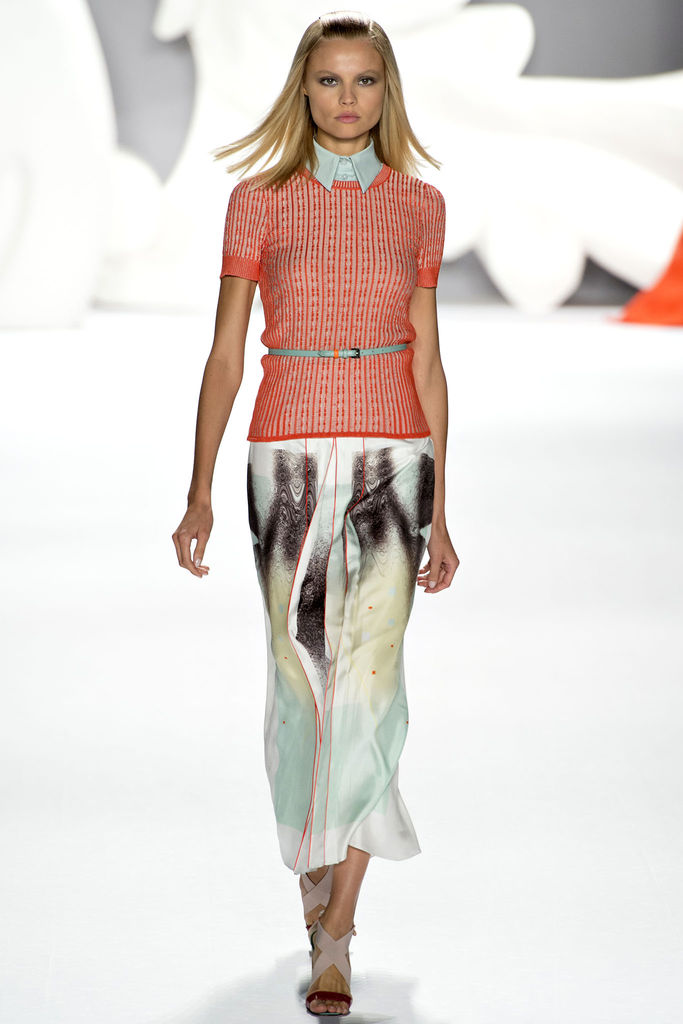 Carolina Herrera Spring 2013 RTW Collection