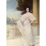 Consuelo Vanderbilt Balsan, former Duchess of Marlborough