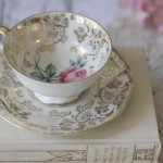A ladylike life - German demitasse tea cup