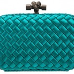 Luscious Lifer favourites - mylusciouslife.com - Bottega Veneta Intrec Knot Clutch