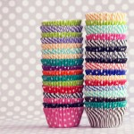 Luscious Lifer favourites - mylusciouslife.com - cupcake paper cups polka dots stripes