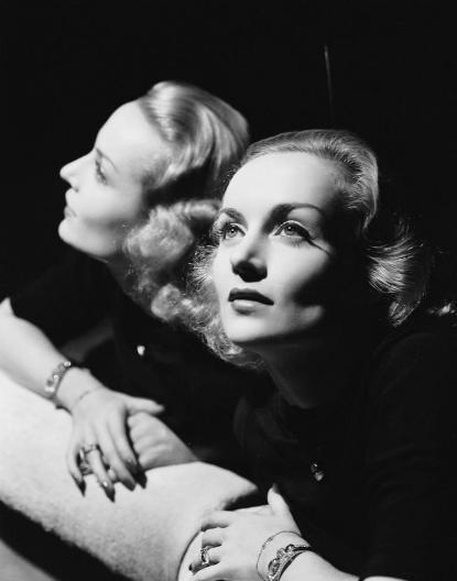 Old Hollywood glamor - carole lombard