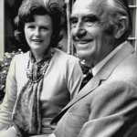 Pamela Digby Churchill Hayward Harriman, socialite