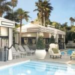 Viceroy Hotel Santa Monica - outdoor pavillion