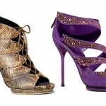 Purple passion - Gucci Cruise 2012 Shoes