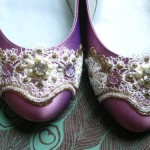 Sugarplum Fairy Purple Ballet Flats by BeholdenBridal on Etsy