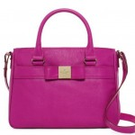 Purple passion - luscious purple bag with strap