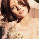 Romance and sensuality - mylusciouslife.com - Catherine McNeil by Nicole Bentley for Vogue Australia