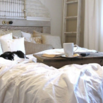 Romance and sensuality - mylusciouslife.com - breakfast in bed
