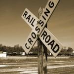 Railway crossing - mylusciouslife.com