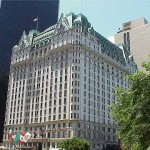 The Plaza hotel - New York - exterior - mylusciouslife.com