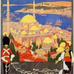 Vintage Orient Express poster - mylusciouslife.com