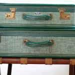 Vintage luggage - Vintage American Tourister