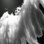 Vintage inspiration - mylusciouslife.com - burlesque feathers