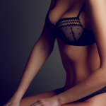 Romance and sensuality - mylusciouslife.com - black lingerie