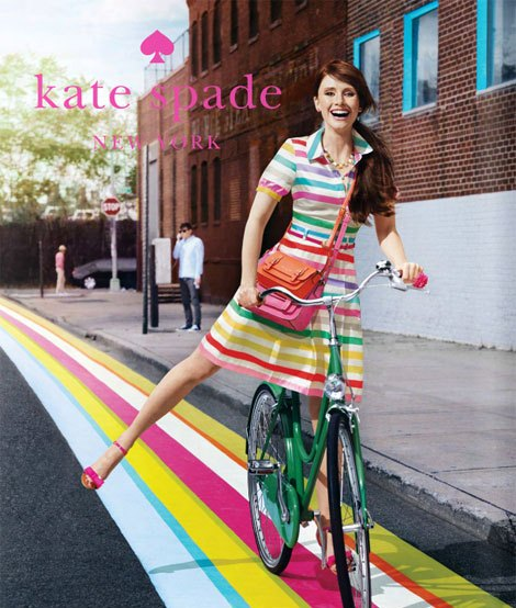 Bryce Dallas Howard for Kate Spade