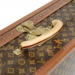 Vintage luggage - louis-vuitton-large-monogram-hard-bisten-travel-suitcase