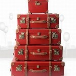 Vintage luggage - vintage inspired luggage collection by jcrew