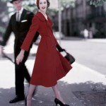Luscious vintage retro fashion photography by Karen Radkai