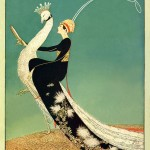 Vintage Vogue magazine covers - mylusciouslife.com - April 1 1918 - vintage cover of Vogue