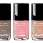 Ballerina beauty - mylusciouslife.com - Chanel nail polish