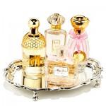 Luscious perfume bottles