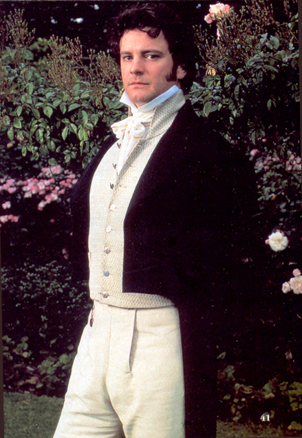 Mr Darcy - mylusciouslife.com - Colin Firth as Mr Darcy