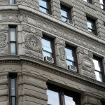 Historical building styles - mylusciouslife.com - Flatiron Building - New York City by Chicago Daniel Burnham