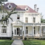 Historical building styles - mylusciouslife.com - William Howard Thompson House Illinois