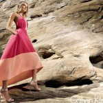 Lily Donaldson for Calvin Klein - mylusciouslife.com
