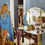 Carrie and SATC dressing table