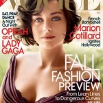 Vogue magazine covers - mylusciouslife.com - Vogue US July 2010 - Marion Cotillard