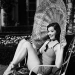 retro one-piece - www.myLusciousLife.com - vintage swimwear