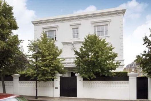 tom ford - house - 26 gilston road chelsea london