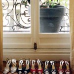 At home with Sofia Coppola - shoes
