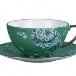 Jasper Conran by Wedgwood Chinoiserie Green Tea Cup & Saucer