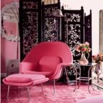 Hot pink decor - myLusciousLife.com - Betsey Johnson
