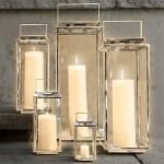Amalfi square lanterns