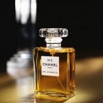 Chanel No. 5 photo - gold perfume