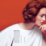 Frances by Filippo Del Vita for Glamour Germany 2012