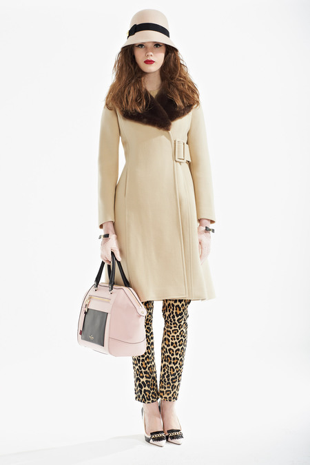 Kate Spade New York Fall 2013 RTW collection