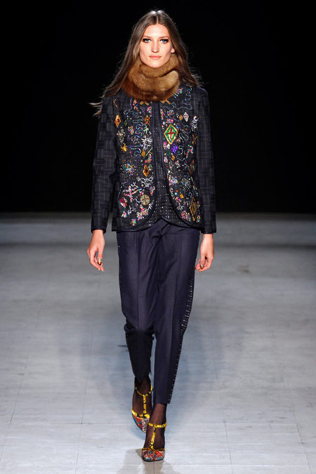 Libertine Fall 2013 RTW collection