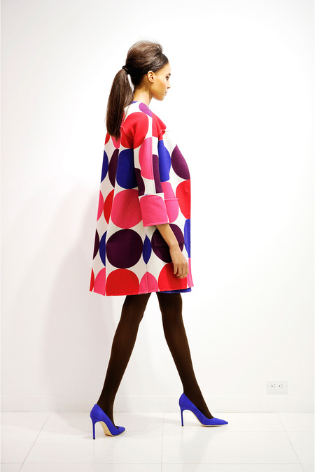 Lisa Perry Fall 2013 RTW collection