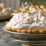Coconut Cream Pie Meringue