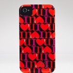 Milly iPhone 4 Case - I LOVE U