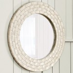 Mother of pearl - capiz mirror