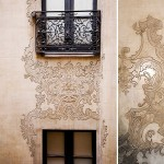 Pictures of lace - exterior lacework